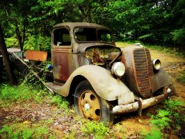 Rust And Glory by AndrewCarrell1969