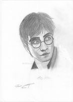 Harry Potter first attempt by detolefu