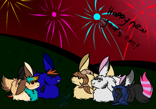 HAPPY NEW YEARS EVE!! ~ by LadyZoey