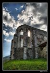 Friesach Church Ruin HDR by RRVISTAS