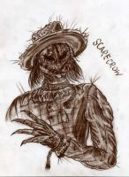 Scarecrow by RattleSkull