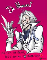 Dr Muraki by Octomantis