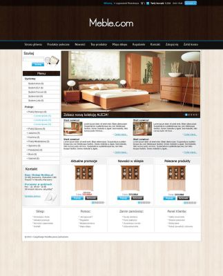 Furniture Store Layout by CargoDesign