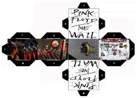 Pink Floyd The Wall by riggodruid