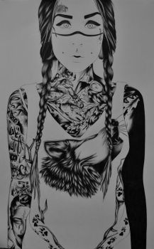 Monami Frost by dead-seeds