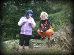 Naruto x Hinata Cosplay Time XD Part 2 by JoJoAsakura