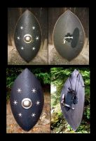Mirkwood Shield by Carancerth