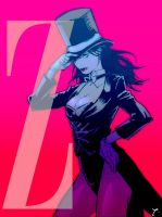 Z IS FOR ZATANNA by 89g