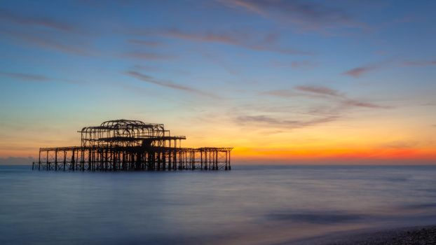 The West Pier by snomanda