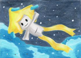 PAA 020 - Lesson: Jirachi by Elythe