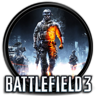 Battlefield 3 (Remade) - Icon by Blagoicons