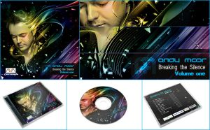 Andy Moor CD cover by CHIN2OFF