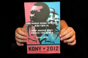 Kony 2012 by freefromyounow