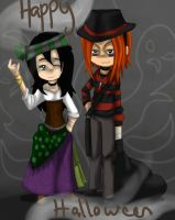 GH - This is Halloween by Drakon-the-Demon
