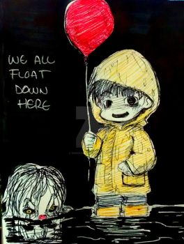 We all float by dcrisisbeta