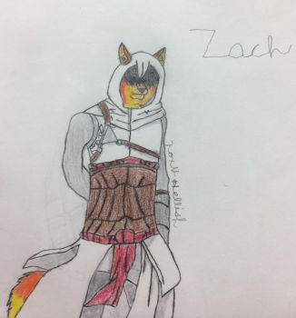 Assassin zach  by Noxyhellish
