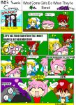 Old Random Sonic Comic by Bonka-chan