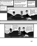 The World War 2 Saga Chap 27 Page 127 b and w by mamc1986