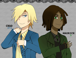 KND::Suits by GM-Miru