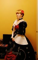 Beato the Golden Witch by JavaCosplay