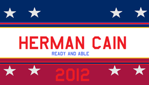herman cain ready and able by bagera3005