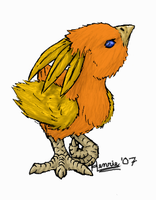 Torchic Randomony by FishBatDragonThing