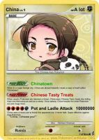 China Pokemon Card-APH- by AliceCross13