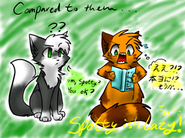 Ayraify's Prize desu by Spottedfire-cat
