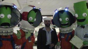 Kerbal Space Program (DragonCon 2013) by AkatsukiAkuma53421