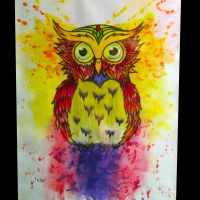 Owl by Gcrackle1