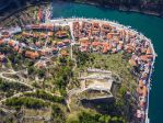 Novigrad from Air by ivancoric