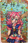 ACEO: Cheshire by Re-Pyper