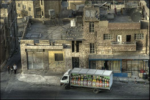 Amman III by mikeb79