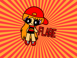 Flare by TalkyThing