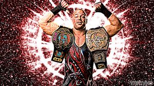 WWE: Rob Van Dam GFX by TheRatedRViper1