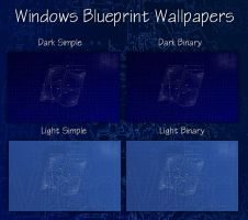 Windows Blueprint by salmanarif