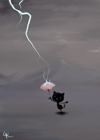 bad weather by virvel