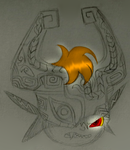 Attempt At Midna by PuccaFanGirl