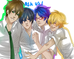 Free! Ask by SunflowersHero