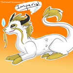 TheForestChronicles's OC Imperial by Windaura