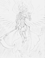 angel by Lawliet-10
