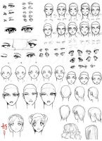 Study: Eyes by nai-XaIn