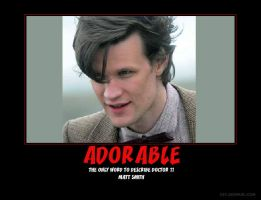 MP: Matt Smith by Kailyr