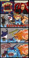 The REAL Street Sharks by PapaPicosa