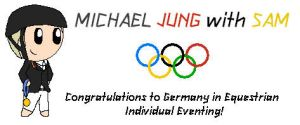 2012 Olympics-GER Equestrian Individual Eventing by SonicFan3