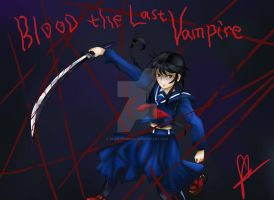Blood The Last Vampire by Seika-Hoshino