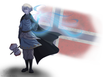 APH- Icy Power by RavenWingsFly