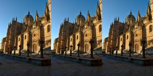 Salamanca ::3Dstereo:: by rdevill