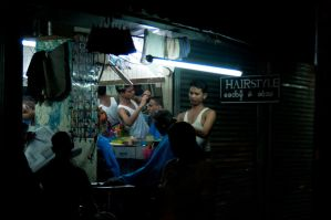 Barbers by SantiBilly