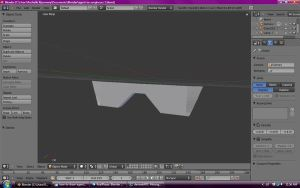 Agent Six Sunglasses progess by Healing-Touch